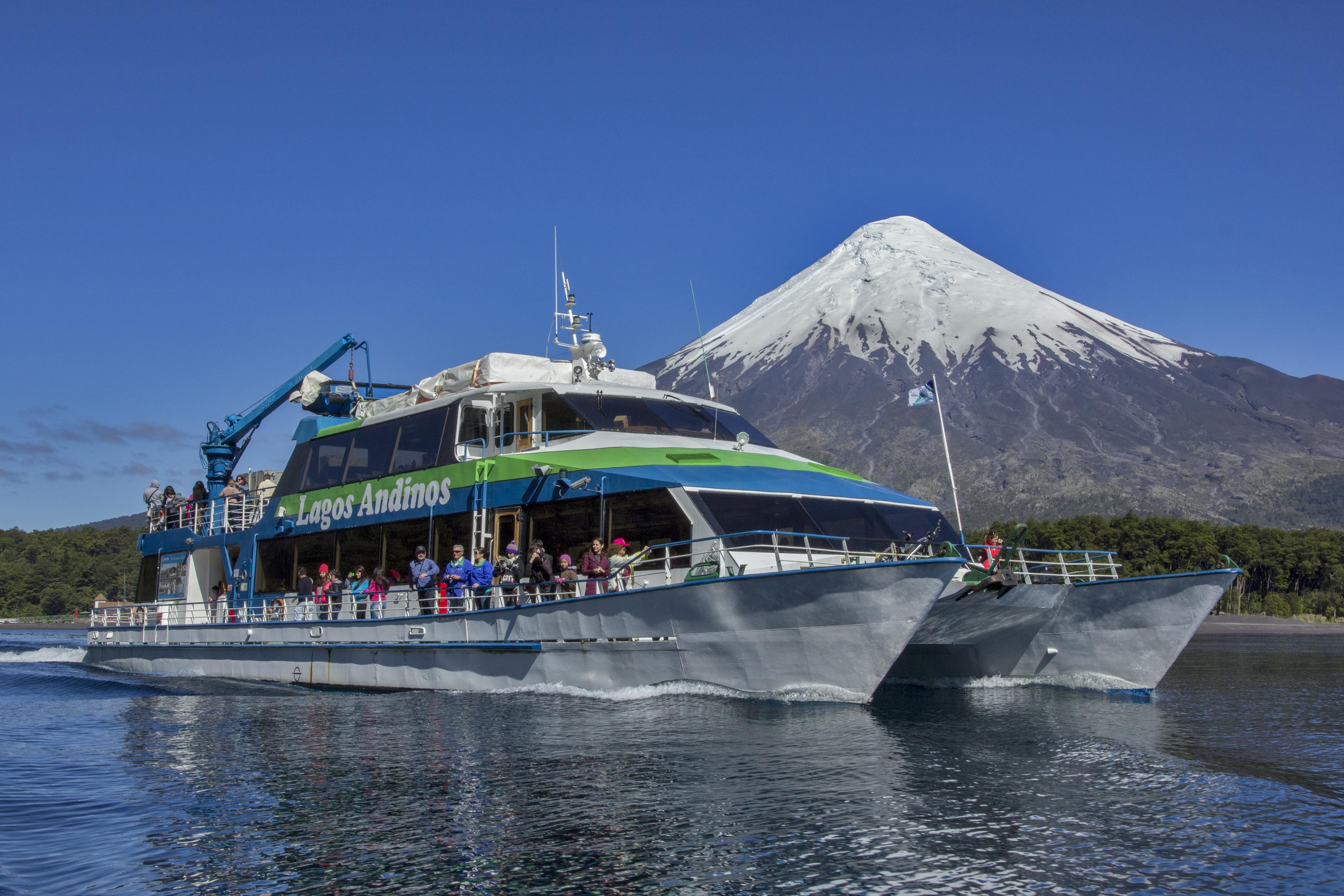 Barco Cruce Andino