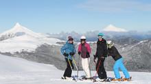 Dicas para esquiar pela primeira vez
