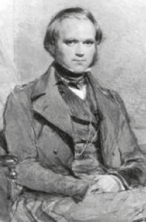 Darwin na Patagônia