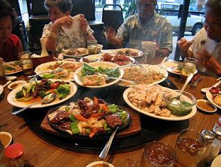 """""""Limpar o prato"""" – Tailândia e China"""
