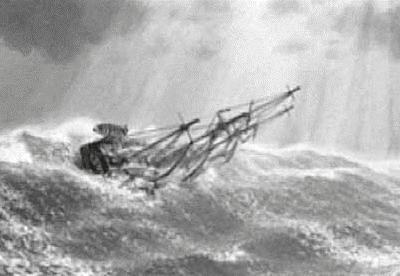 O Beagle, Cabo Horn.