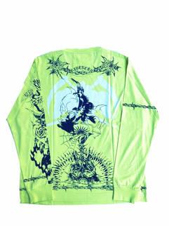 ジバンシー(GIVENCHY) メンズ トップス Tシャツ 半袖 ロゴ マルチグラフィティーアートプリント・オーバーサイズTシャツ