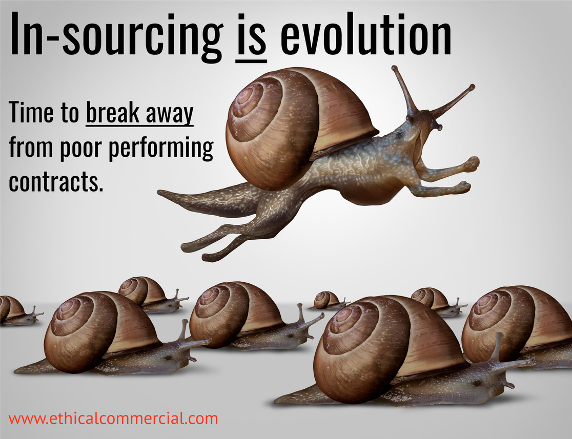 The in-sourcing experts