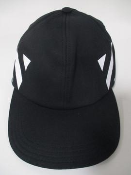 メンズ 帽子 キャップ ロゴ ユニセックス可 サイドスラッシュロゴ付キャップ 白 OMLB008R 20400018 0110