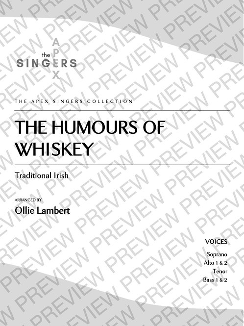The Humours of Whiskey [+MP3]