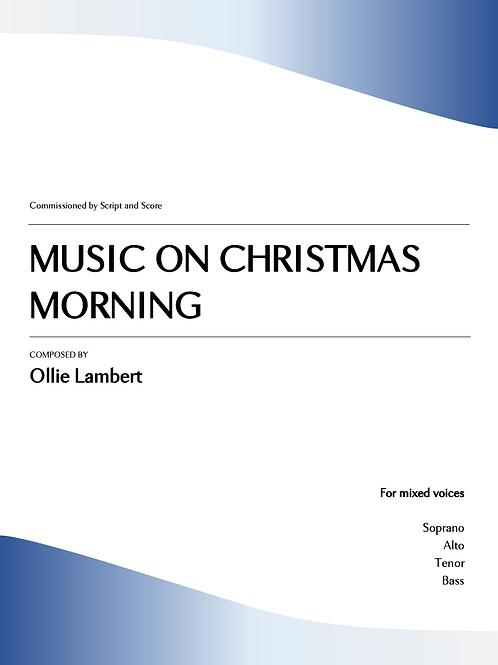 Music On Christmas Morning