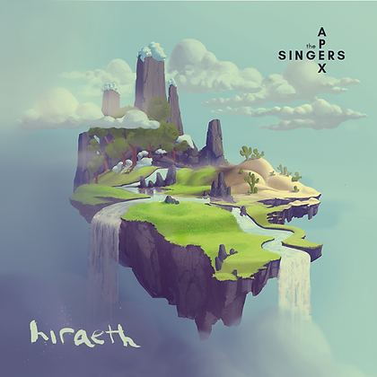 Hiraeth [Physical CD]