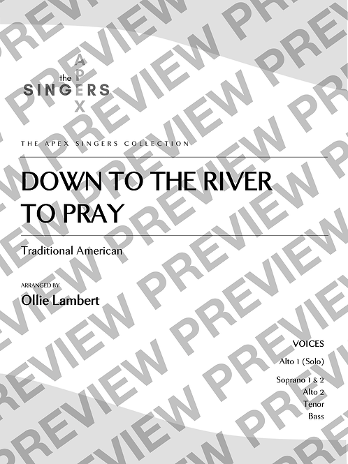 Down to the River to Pray [PDF]