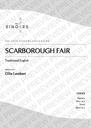 Scarborough Fair [+ MP3]