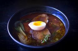 Spicy Beef Ramen Noodles