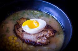 Tonkotsu - BBQ Pork Ramen Noodles
