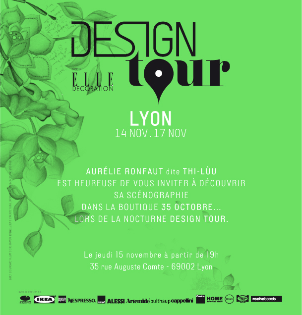 DESIGN TOUR X THILUU