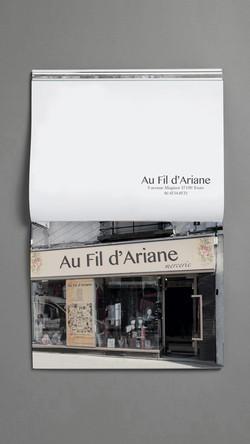 AU FIL D'ARIANE X THILUU