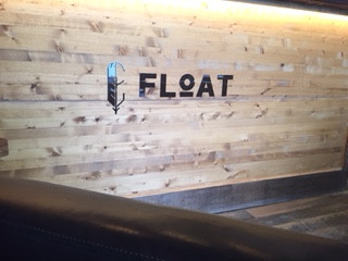 My first float tank experience.