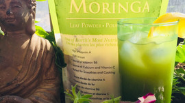 "Moringa aka ""Miracle Tree"""