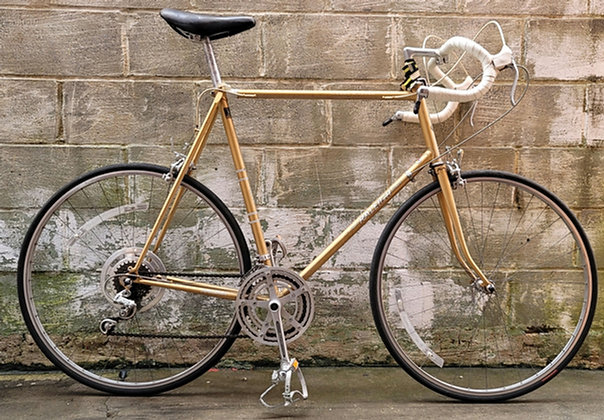 Raleigh XL Tall vintage and unrestored. 65cm.