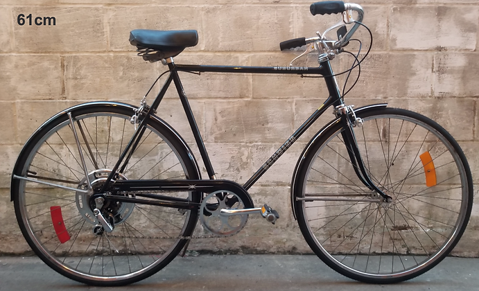 Restored 1975 Schwinn Suburban. 61cm, 6'2-6'4