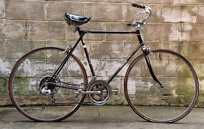 TALL Vintage 10 speed Vista Esquire currently unrestored. 64cm, 6'1 and taller