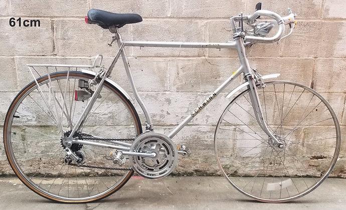 197510 speed Schwinn Calientecurrently unrestored. 61cm, 6'1-6'3