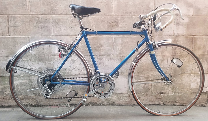 Vintage 10 speed Royce Union Japanese made currently unrestored.  50cm, 5'3-5'5