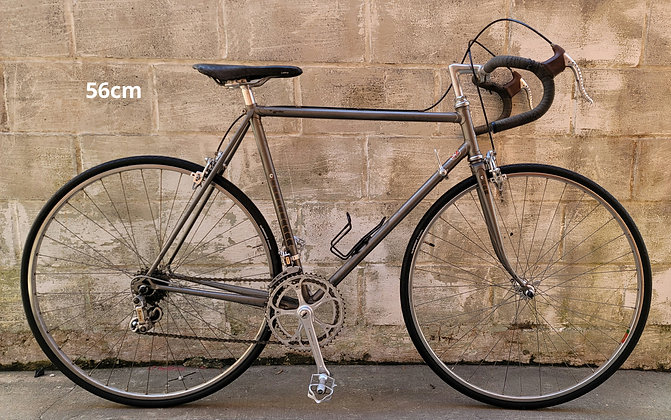 Vintage 1980s City Cycle 10 speed, partially restored. 56cm. 5'9-5'11
