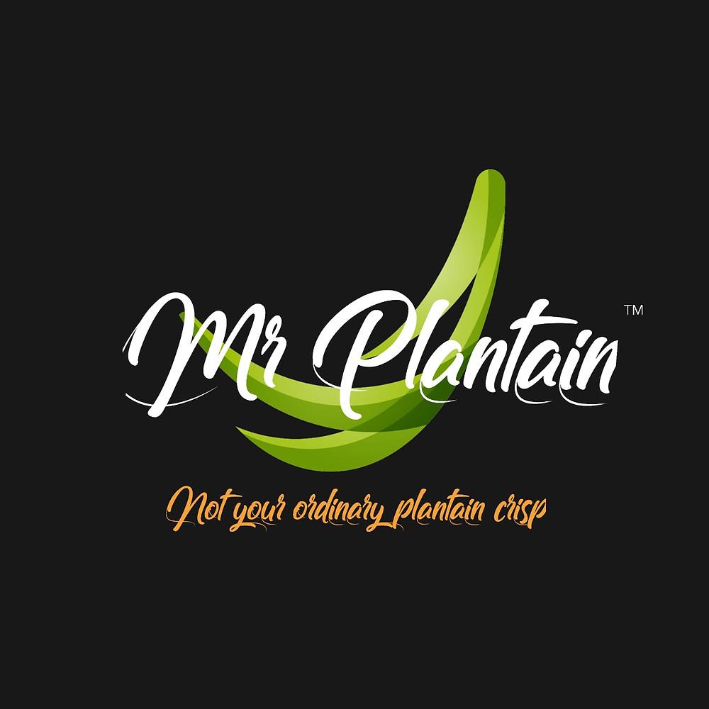 Mr Plantain Crisp Logo