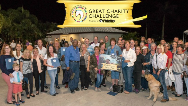 Great Charity Challenge Winners