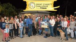 Great Charity Challenge Winners