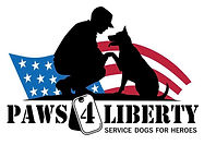 Paws 4 Liberty - Service Dogs for Heros