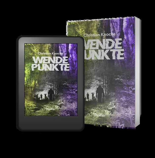 Wendepunkte Thriller Christian Knoche Mainz Autor Amazon Bestseller