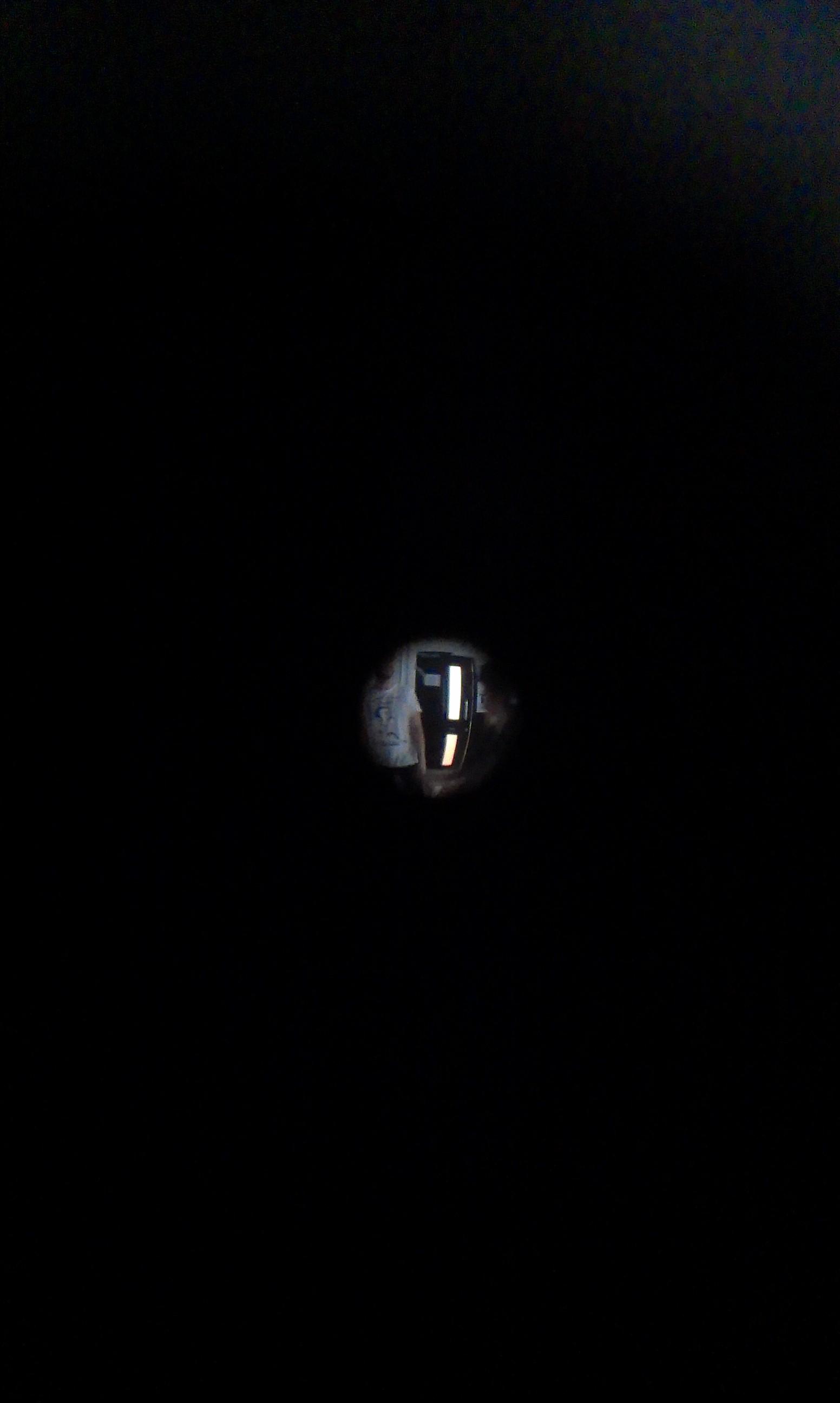 Through the Peephole Photograph 5 (2013)