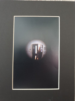 Through the Peephole Photograph (2013)