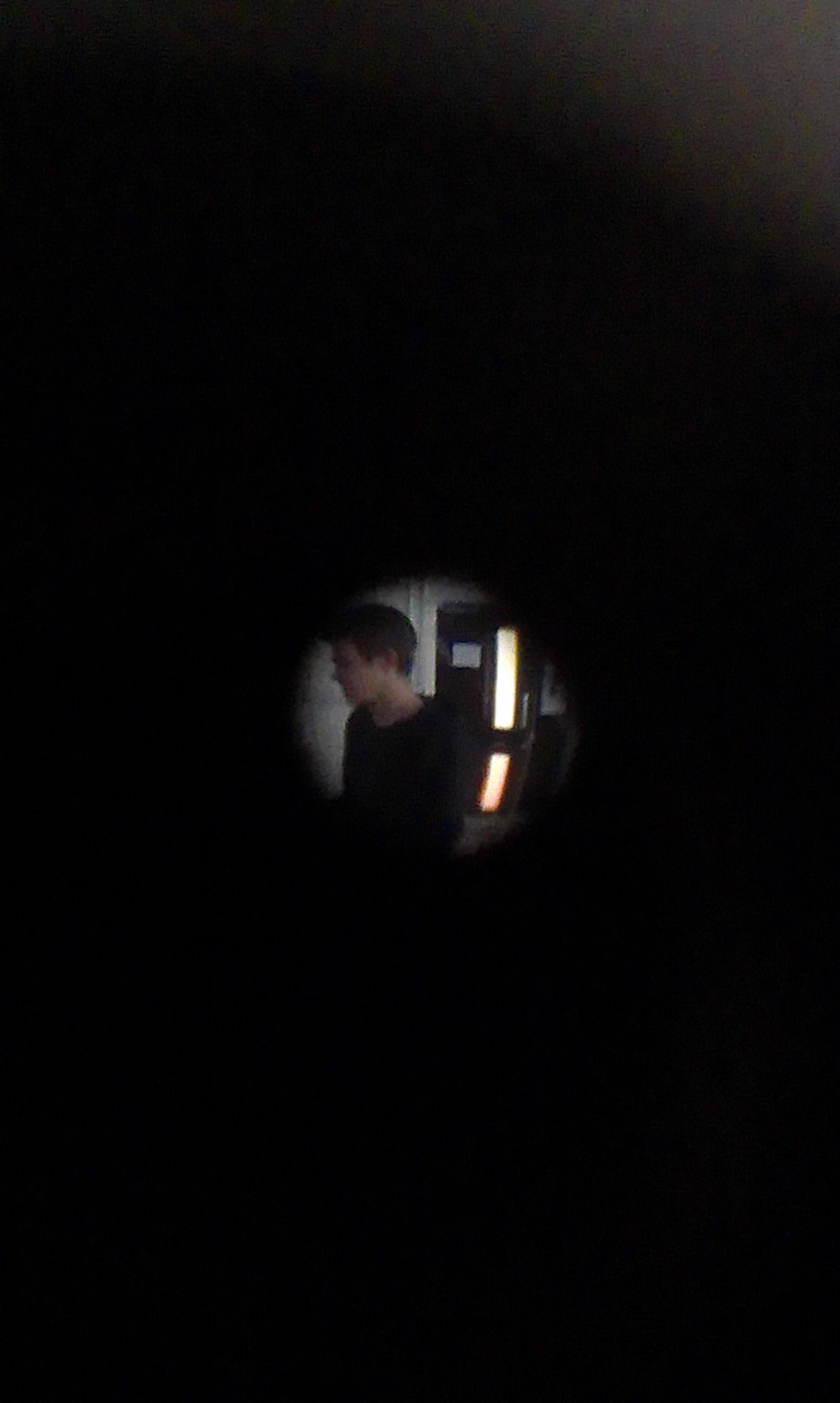 Through the Peephole Photograph 6 (2013)