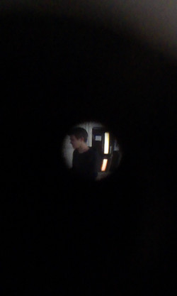Through the Peephole Photograph 6 (2013)
