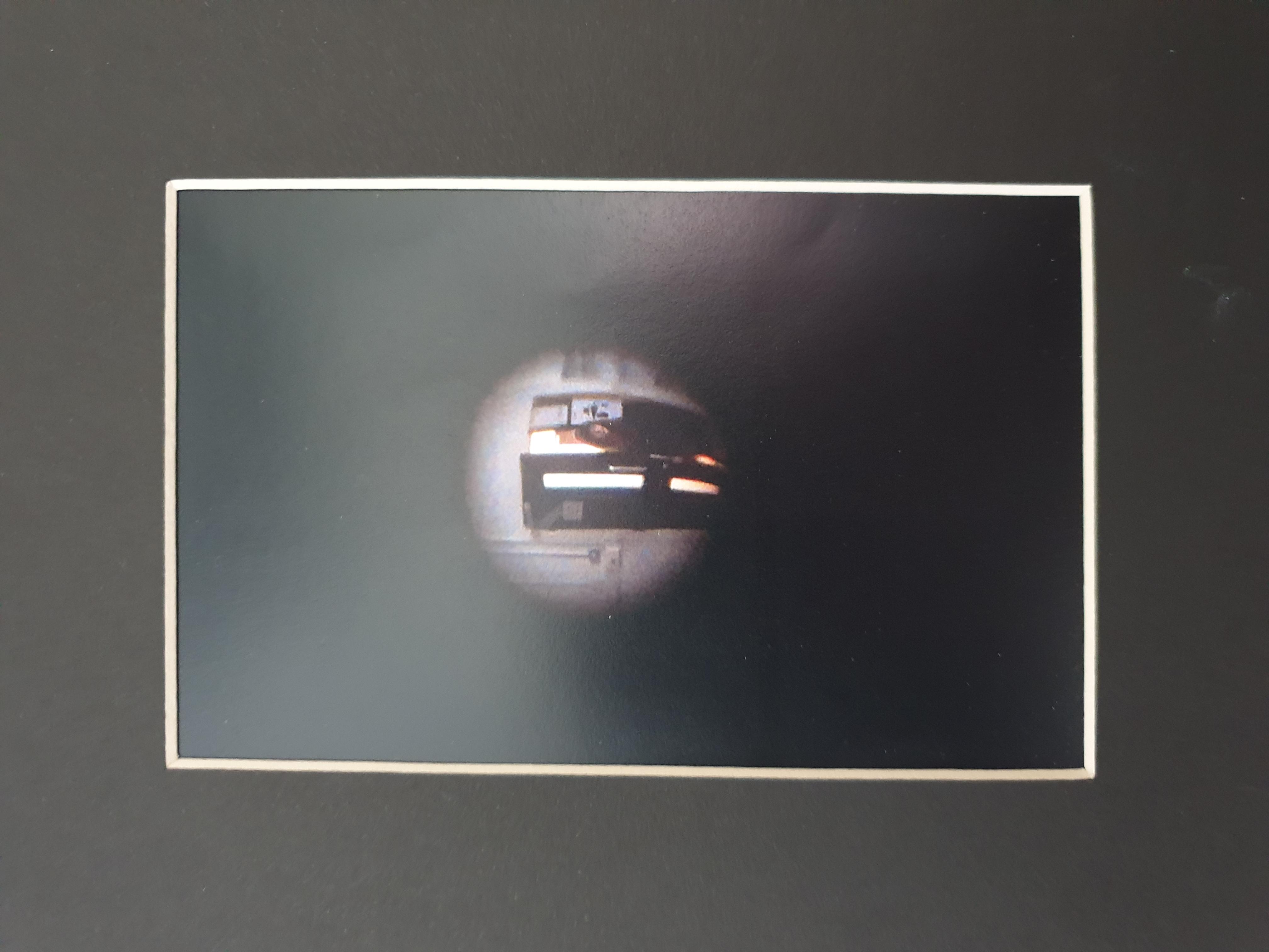 Through the Peephole Photograph 2 (2013)