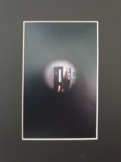 Through the Peephole Photograph 2 (2013)