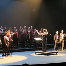Chorale Wide Spirit - Dir. Magali Lange