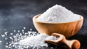 La sal, ¿buena o mala?