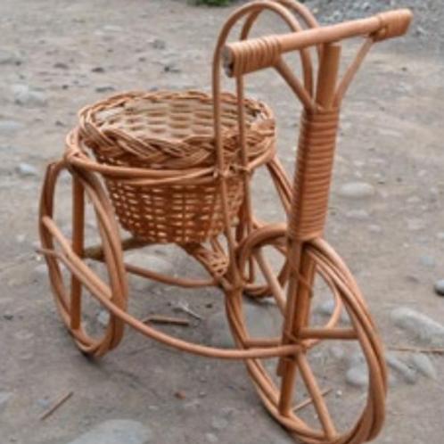 Cesto Triciclo - Artesano Autor