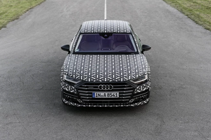 Audi quit its bid to give the A8 Level 3 autonomy this week