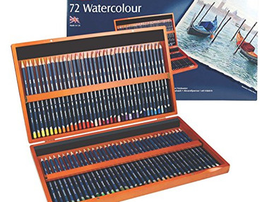 The Best Coloured Pencils For Artists