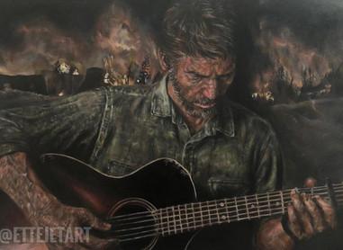 Joel Art by ettejetart