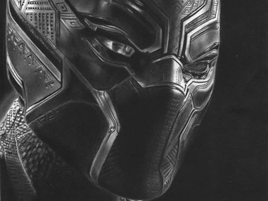 Black Panther Art