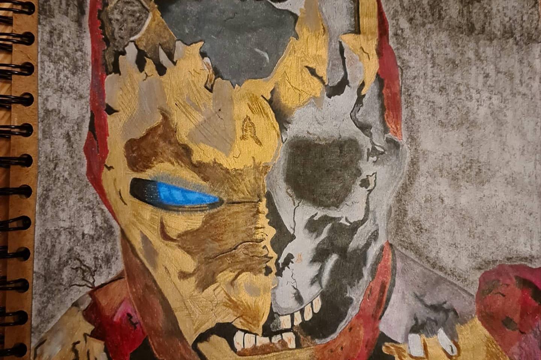 Dead Iron Man
