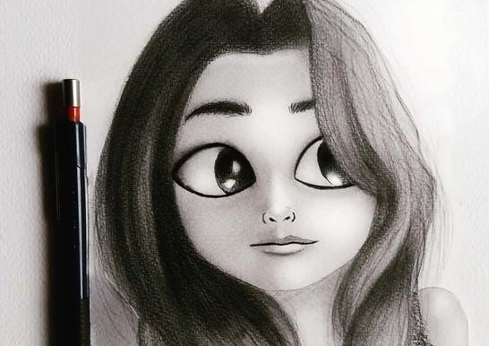 Girl Artwork