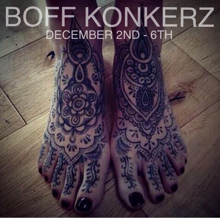 Boff Konkerz - Stockholm Alternative