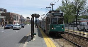 Monster on the Green Line