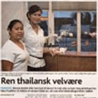 Siam Thai Massage 10 mdr. med succes