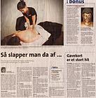 Julen 2012. Thai massage anbefales som gaveidé til afslapning i den hektiske højtid