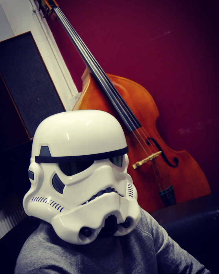 this is not the instrument we're looking for